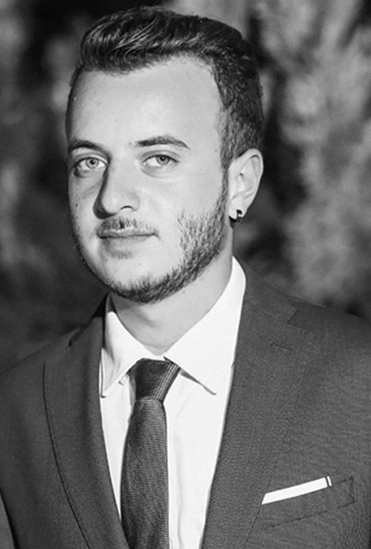 Omar Ammar- Communication Officer